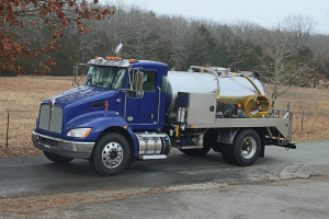 Kenworth Septic Trucks