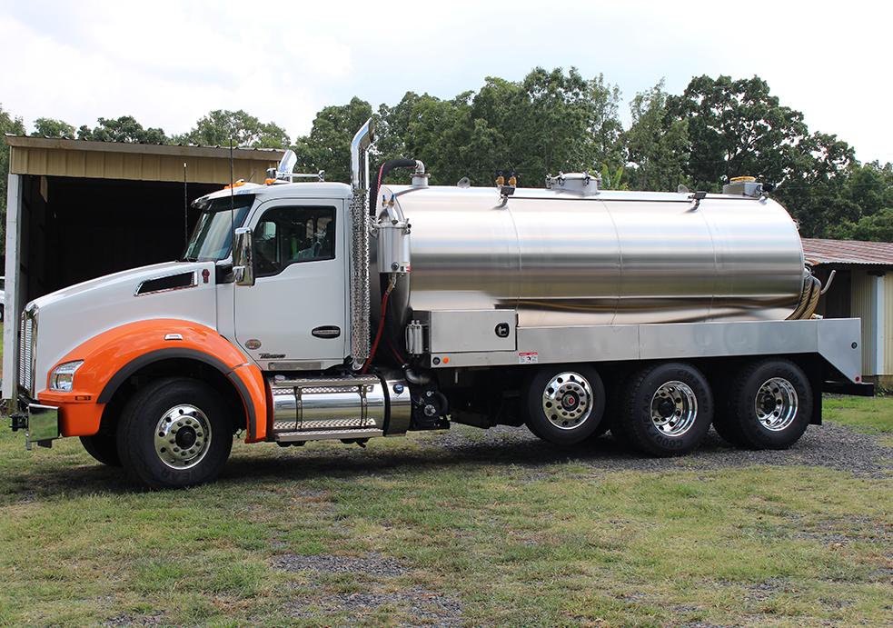 Septic | Pumper | Delivery Trucks | Builder & Manufacturer
