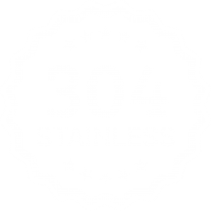 304 Stainless Steel Icon