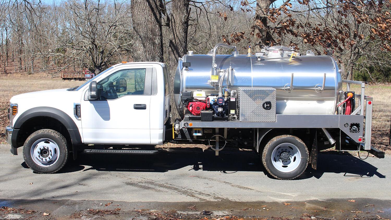 19500 GVW Truck 1100 F 550 0319