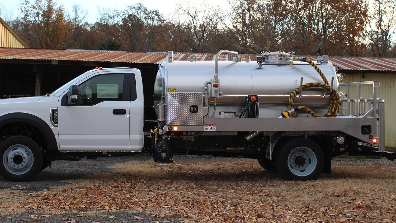 19500 GVW Truck 700500 F550 1119