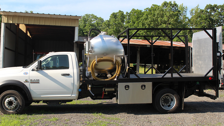 19500 GVW Truck Dodge Ram 5500 0219