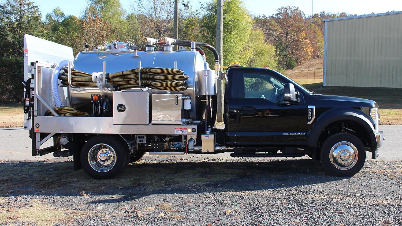 Custom 19500 GVW Truck 1200 F550 1119