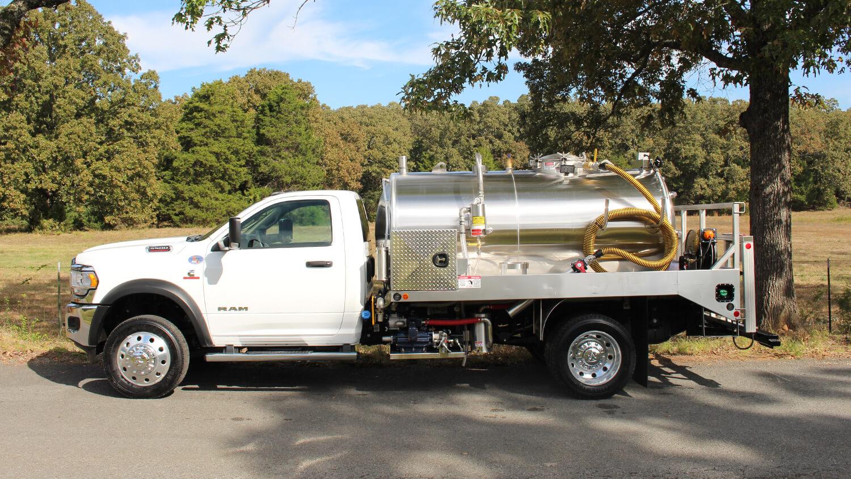 Custom 19500 GVW truck ram 1100 1019