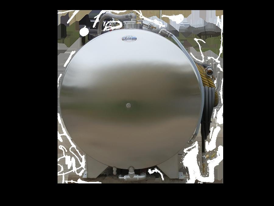 Slide-In Vacuum Tank Model GH650