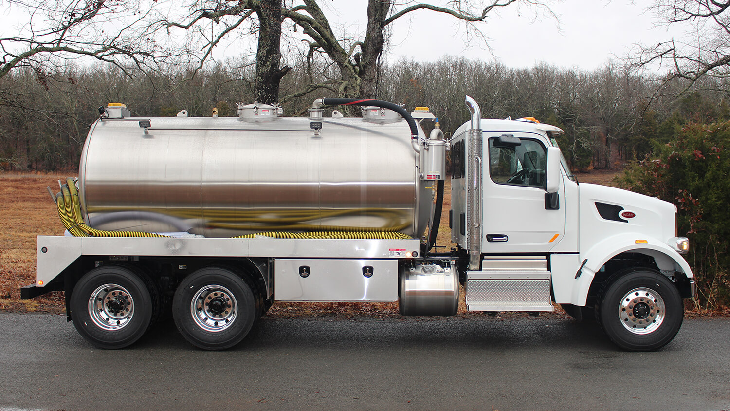 Septic and Pumper Trucks Gallery