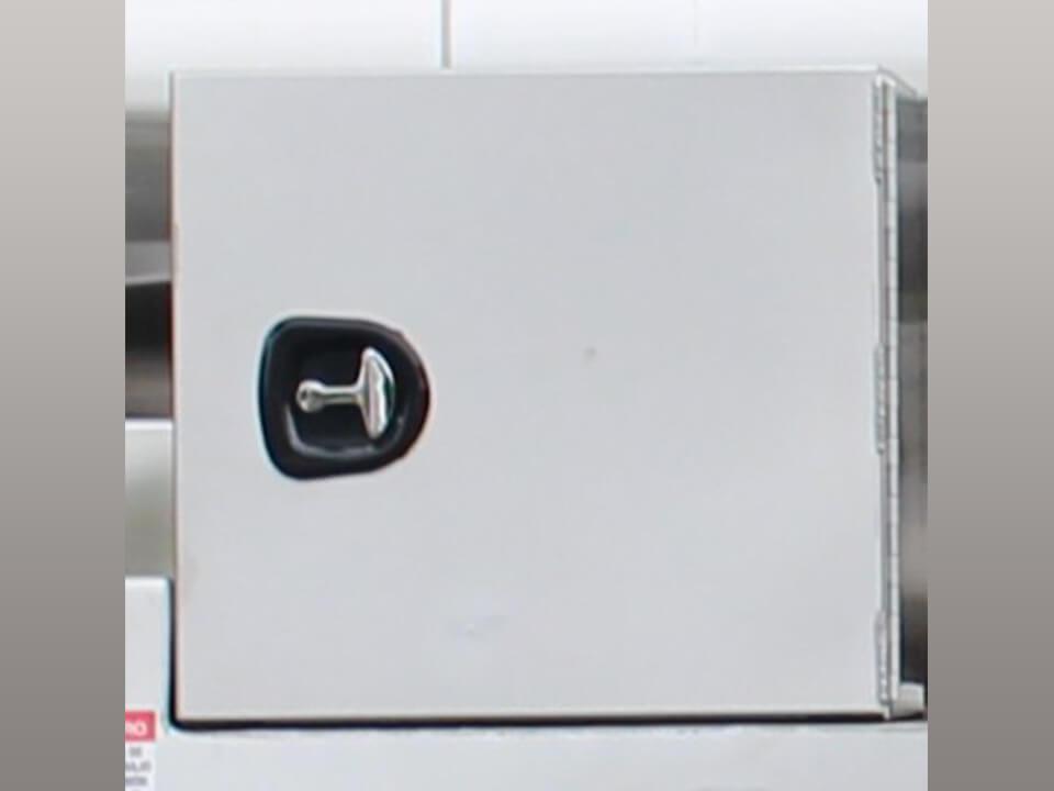Flat Plate Aluminum Toolbox